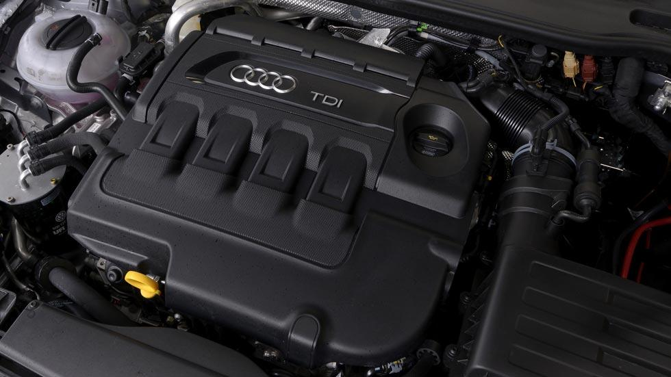Audi TT tdi motor diésel