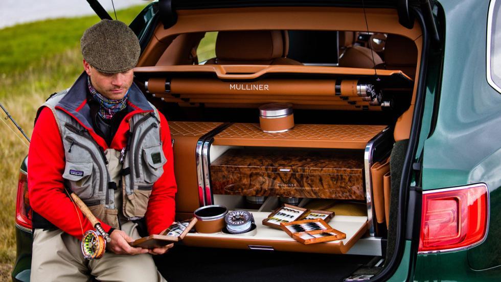 Bentley Bentayga Fly Fishing Mulliner 2