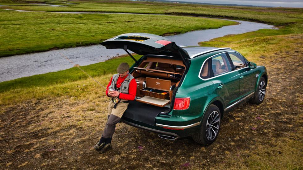 Bentley Bentayga Fly Fishing Mulliner 4