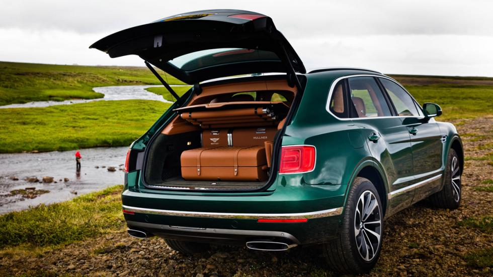 Bentley Bentayga Fly Fishing Mulliner 6
