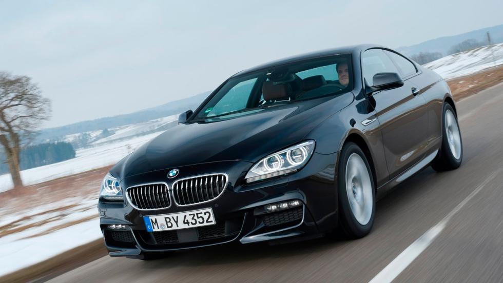 BMW 640 d