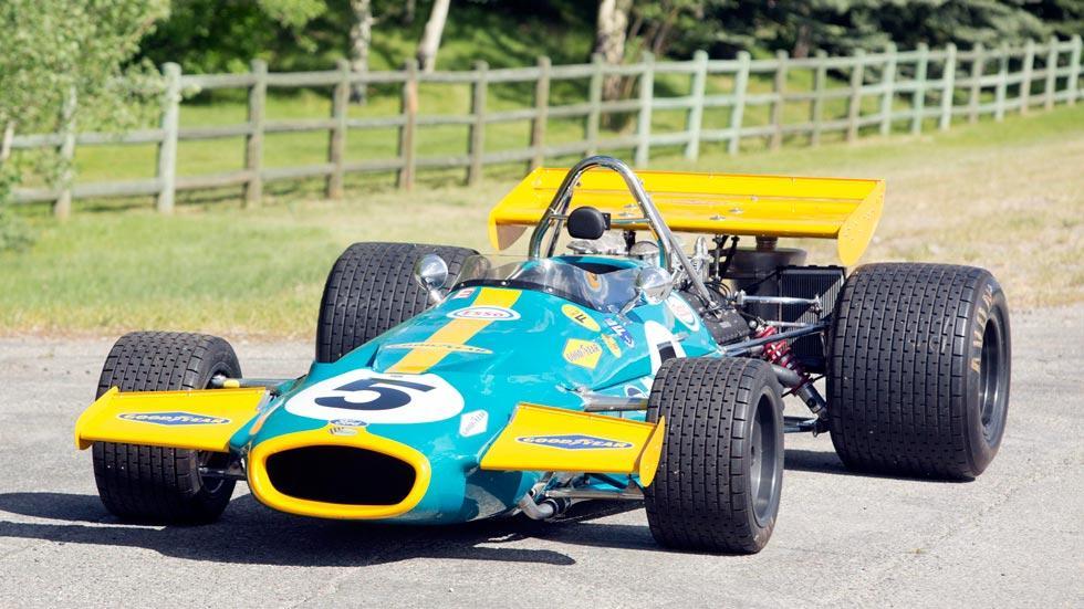 Brabham BT33 F1 Fórmula 1 clásico