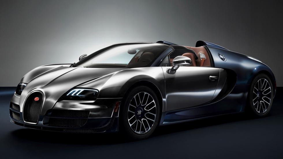 Bugatti Veyron Ettore Bugatti legendes lujo