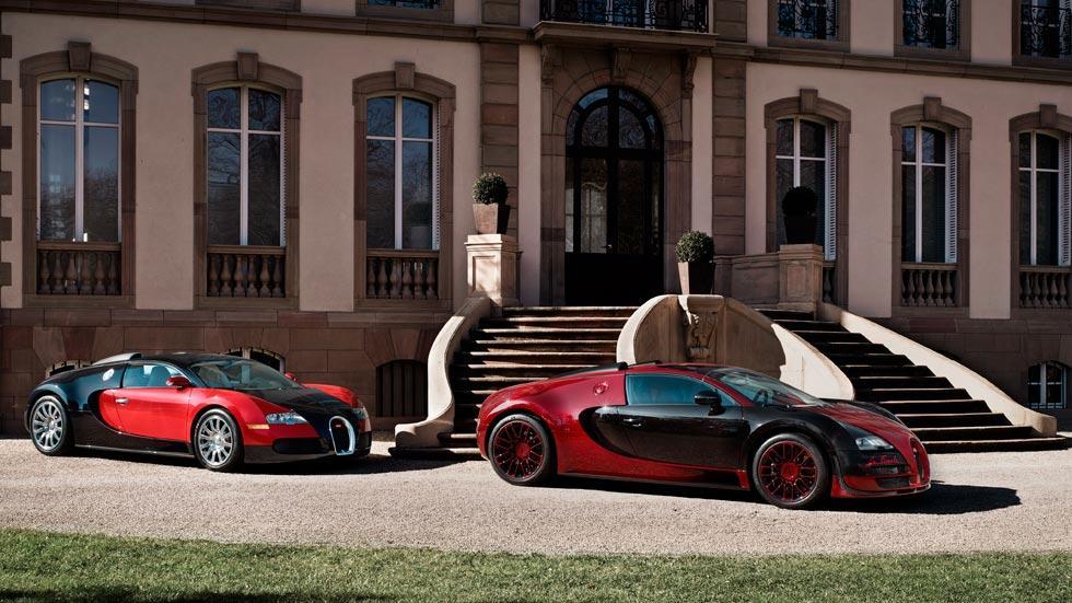 Bugatti Veyron lafinale primero ultimo