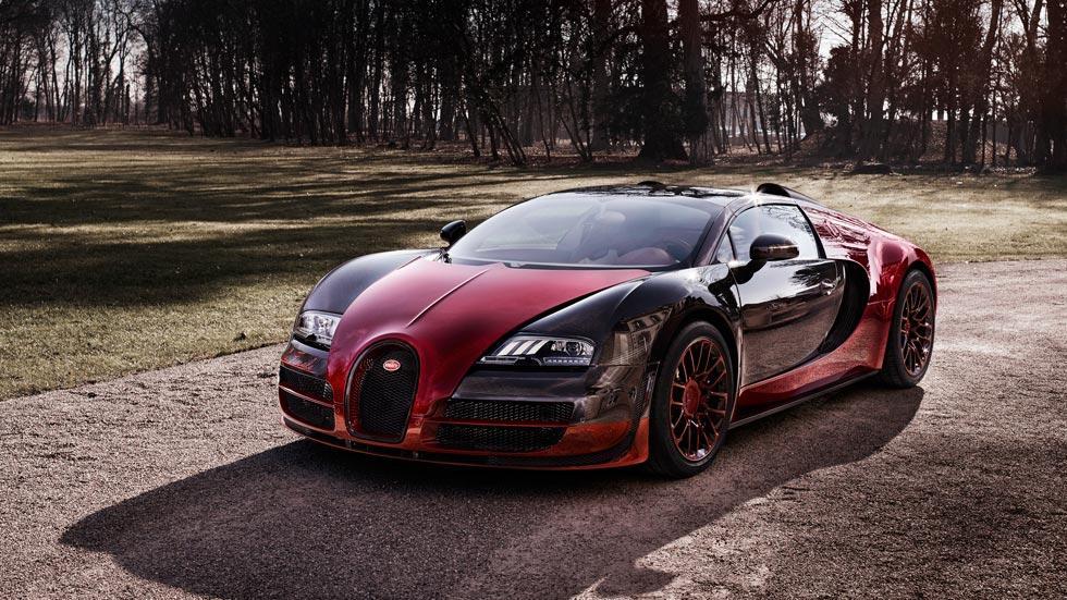 Bugatti Veyron lafinale lujo ultimo