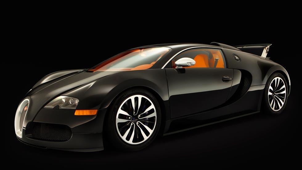 Bugatti Veyron Sang Noir limitado lujo