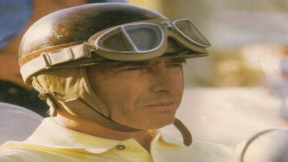Cascos de la F1: años 50