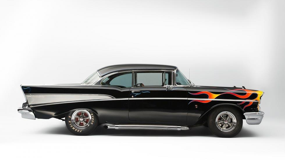 Chevrolet Bel Air Ringo Starr lateral