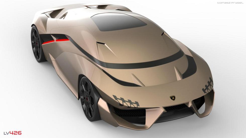 Concept Lamborghini Tomasz Prygiel (III)