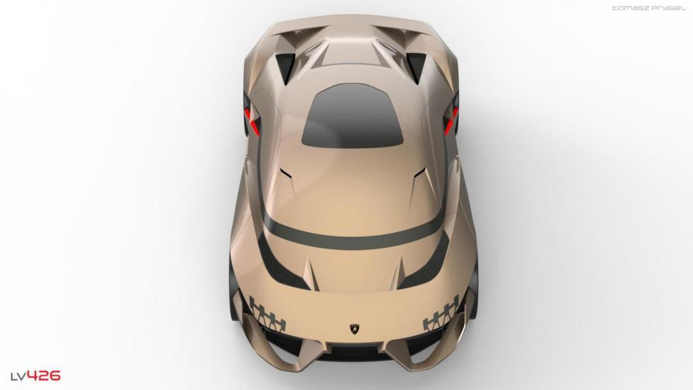 Concept Lamborghini Tomasz Prygiel (V)