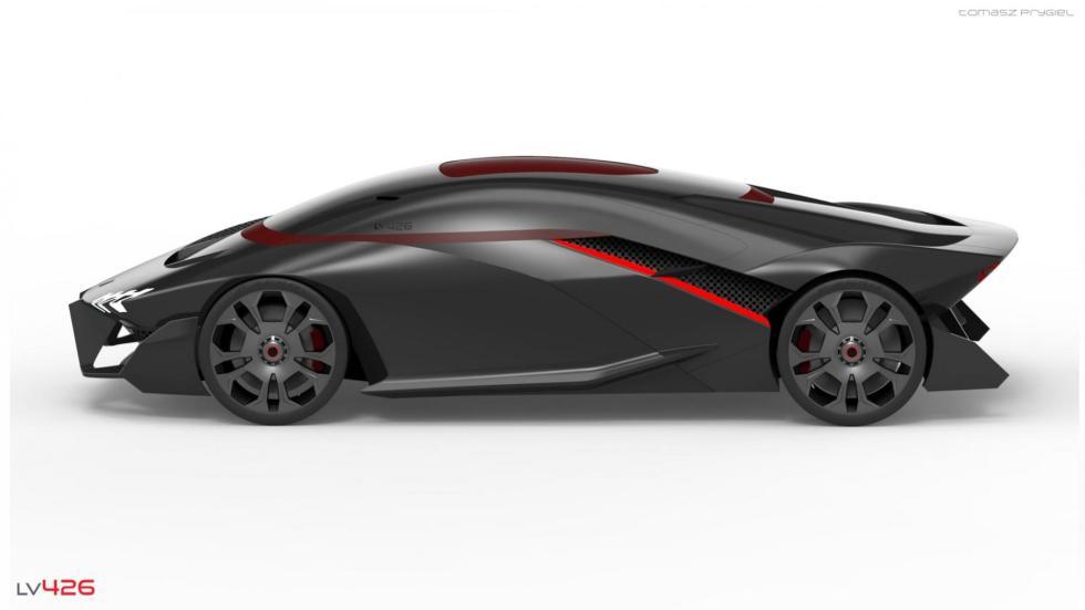 Concept Lamborghini Tomasz Prygiel (VI)
