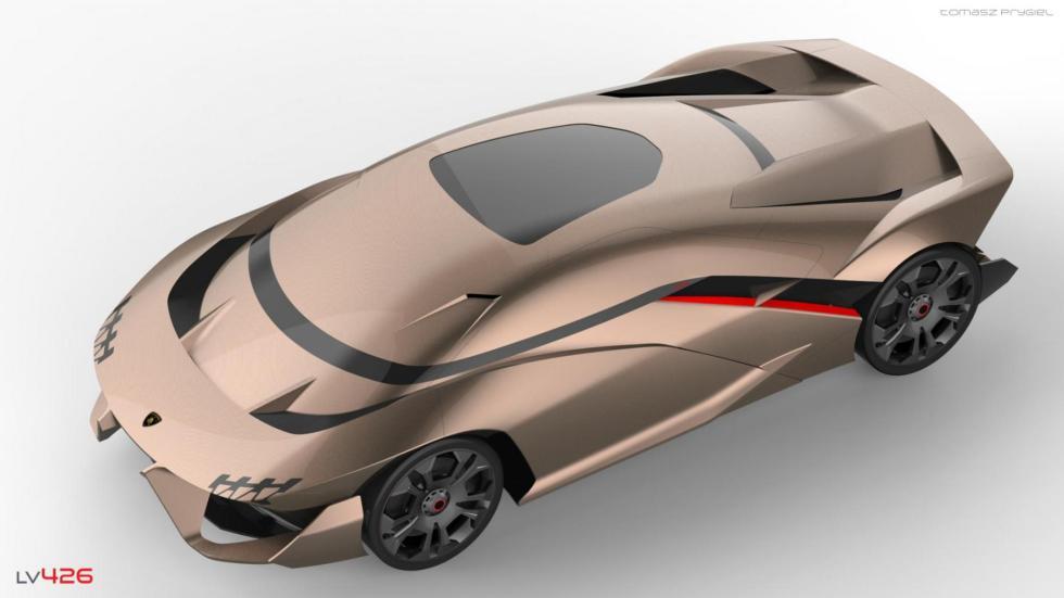 Concept Lamborghini Tomasz Prygiel (VII)