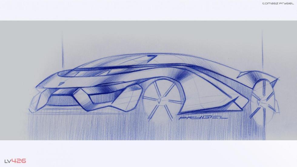Concept Lamborghini Tomasz Prygiel (XI)