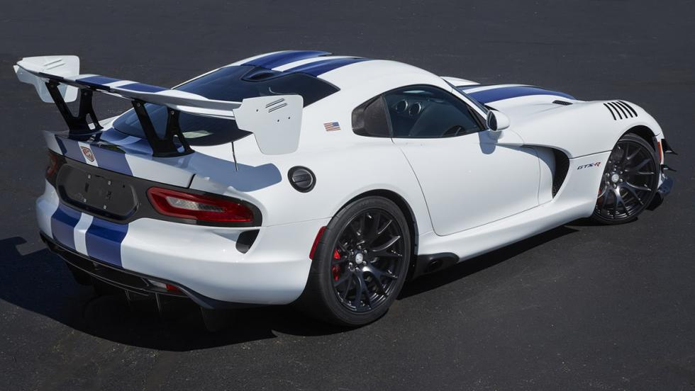 Dodge Viper GTS-R Commemorative Edition ACR
