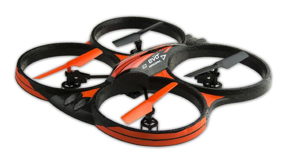Dron de exteriores
