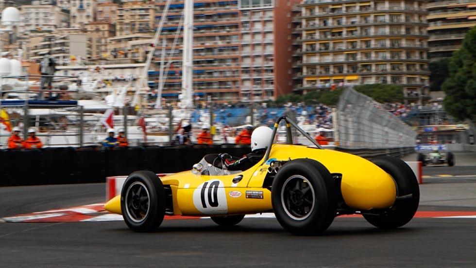 Emeryson Formula 1 clásico Monaco