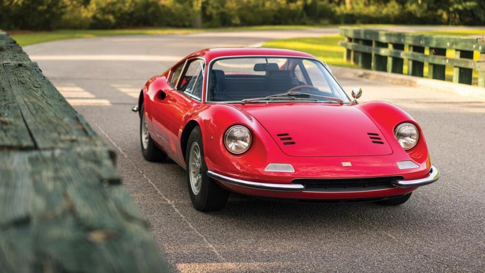 Ferrari Dino 206 GT by Scaglietti 1968
