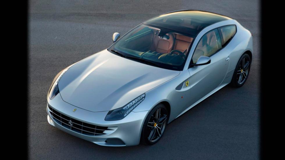 Ferrari FF (2011)