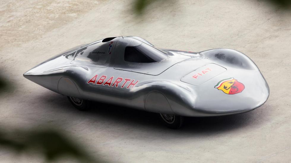 Fiat-Abarth 1000 Monoposto Da Record 'La Principessa'