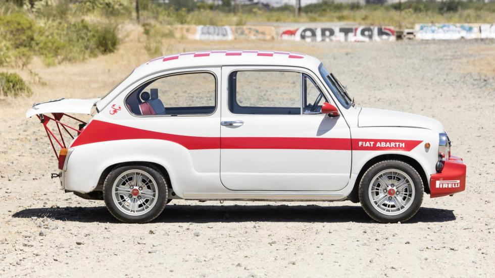 Fiat Abarth 850 'TC'