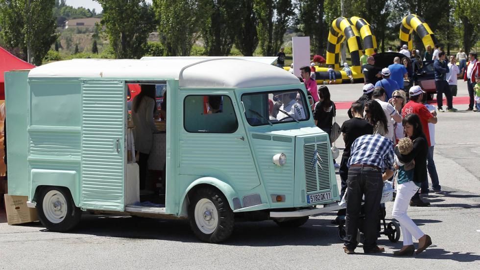 Food truck Citroën Tipo H (II)