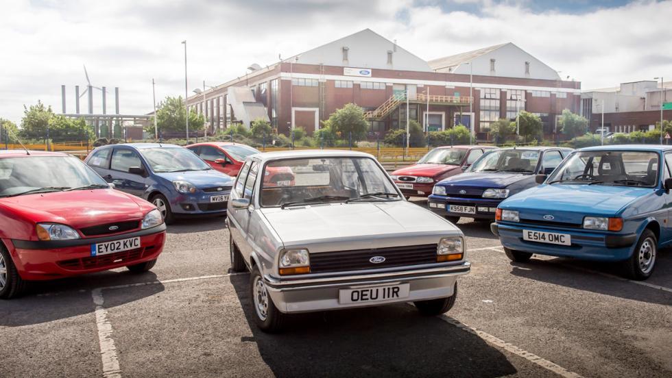 Ford Fiesta, 1979
