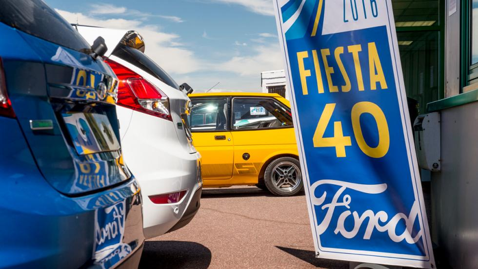 Ford Fiesta, 1989
