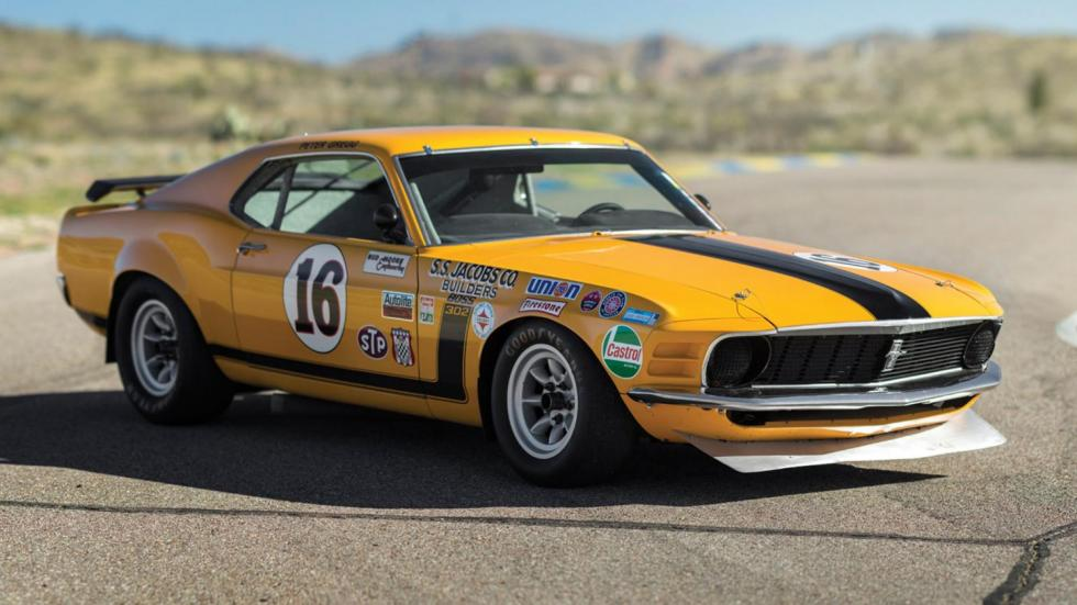 Ford Mustang Boss 302 Kar Kraft Trans Am