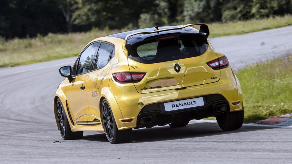La historia del Renault Clio Sport