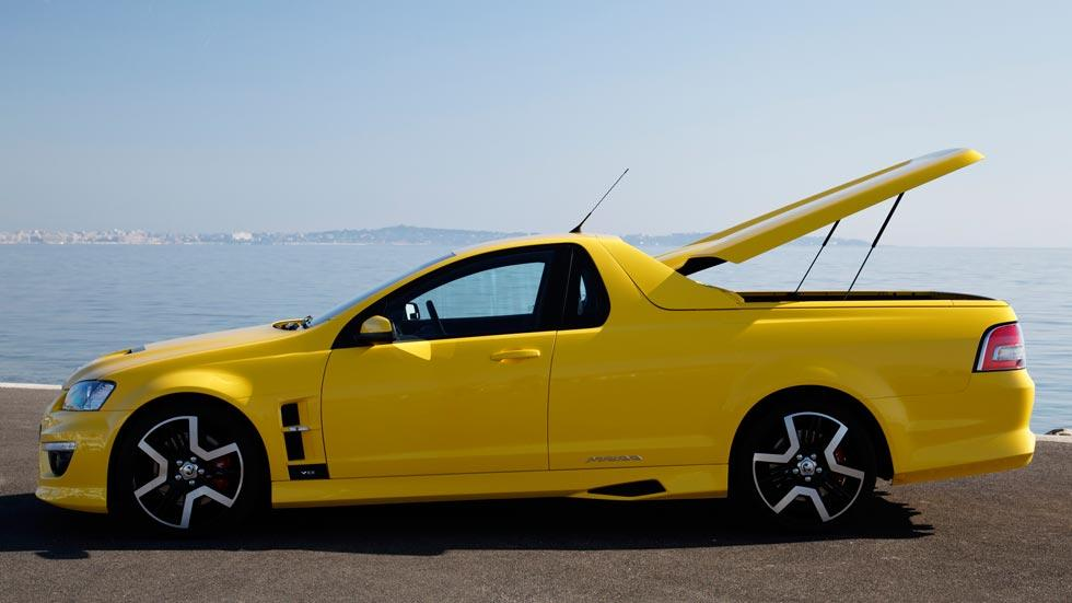 Holden Maloo lateral