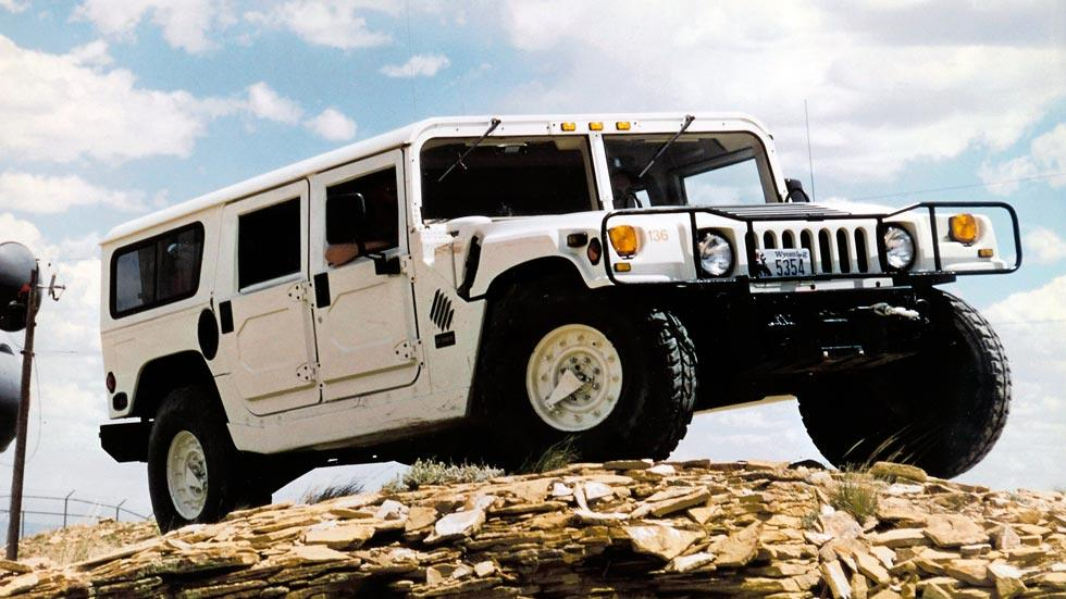 Hummer H1 offroad suv 4x4