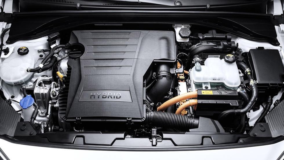 Hyundai Ioniq: motor híbrido
