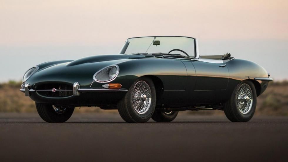 Jaguar E-Type Series 1 4.2-Litre Roadster 1965