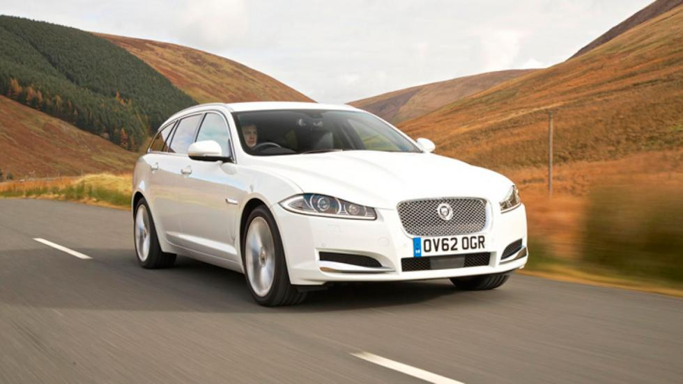 Jaguar XF Sport Brake (2013)