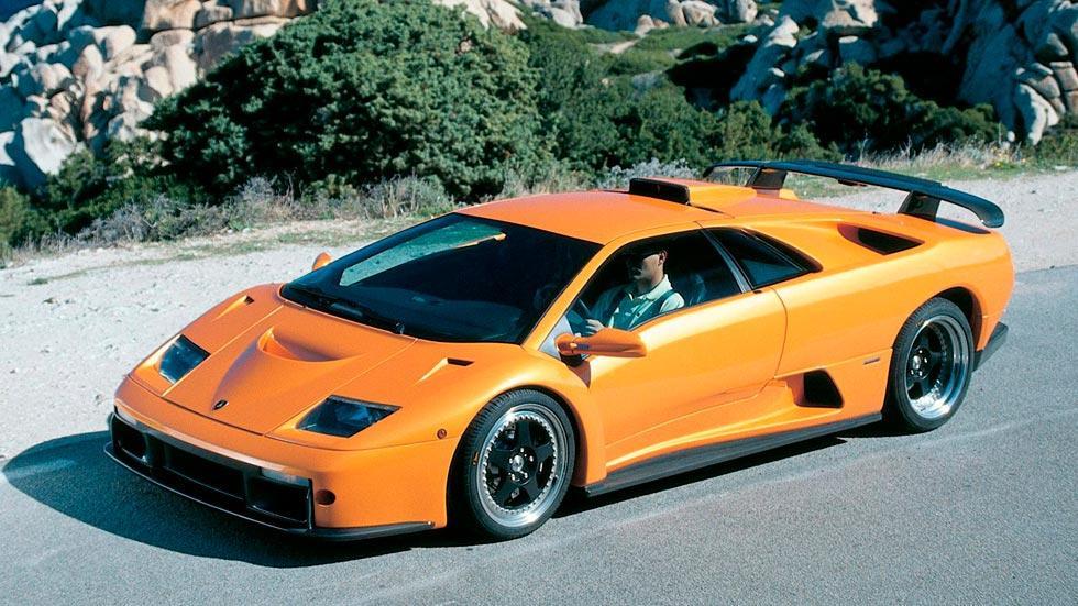 Lamborghini Diablo GT limitado superdeportivo