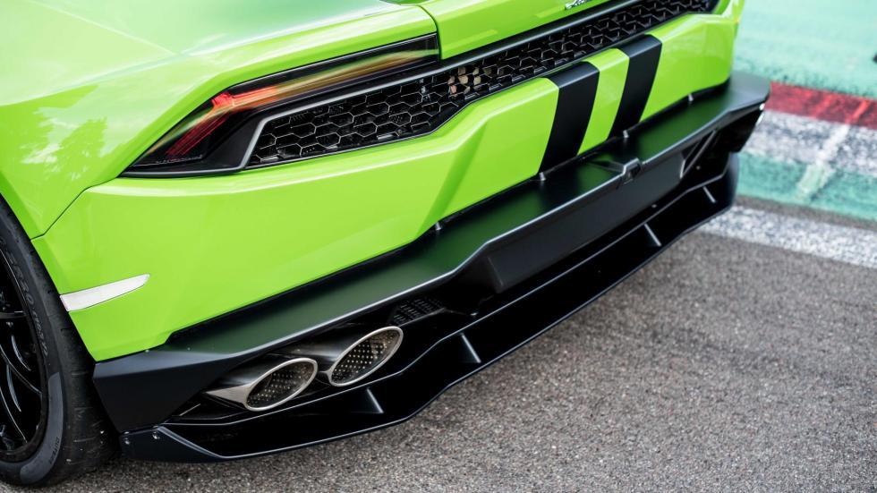 Lamborghini Huracán con aerokit
