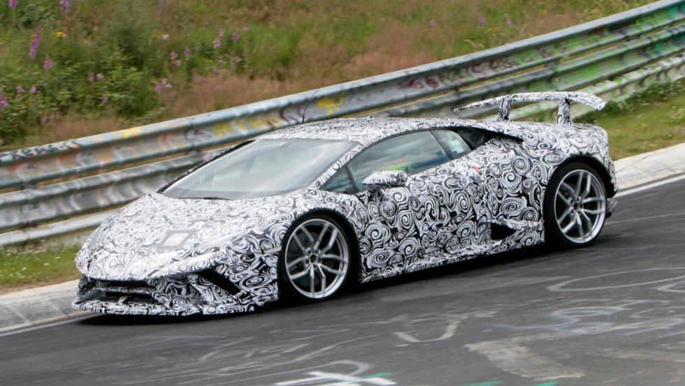 Lamborghini Huracan Superleggera