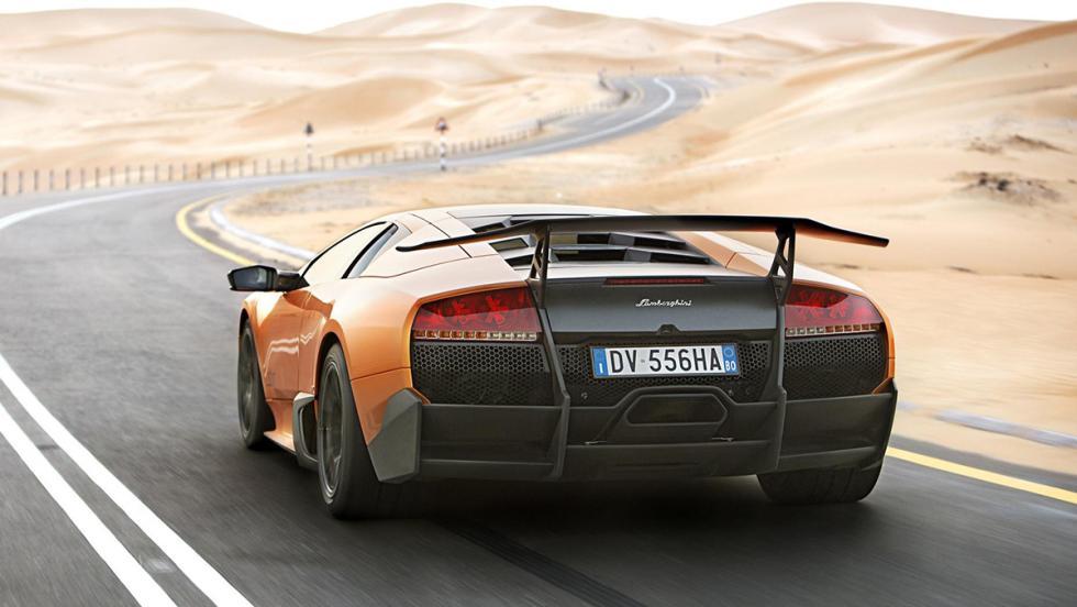 Lamborghini Murcielago LP670-4 - 7 minutos y 42 segundos