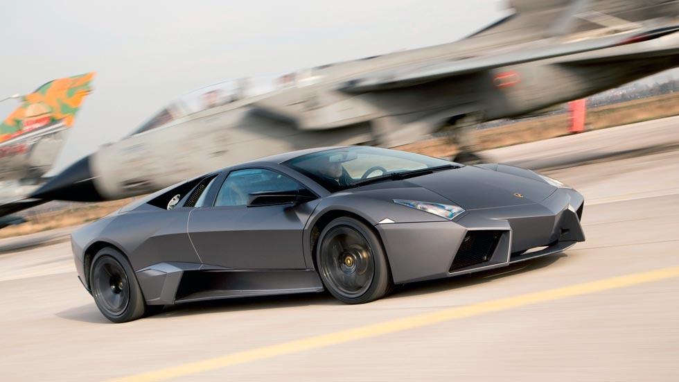 Lamborghini Reventon superdeportivo