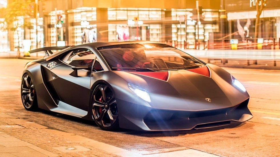 Lamborghini Sesto Elemento noche deportivo limitado