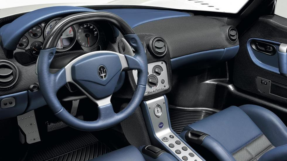 Maserati MC12 interior superdeportivo lujo