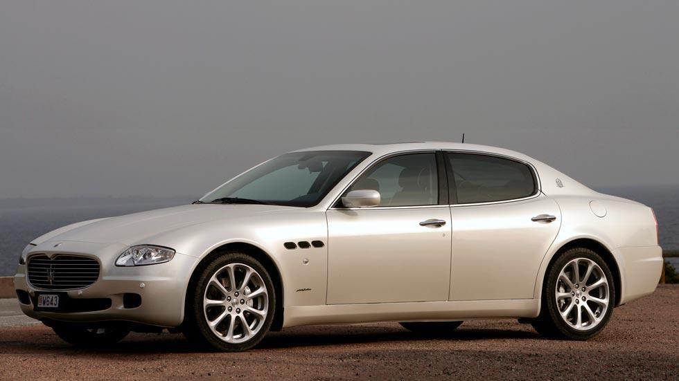 Maserati Quattroporte berlina lujo