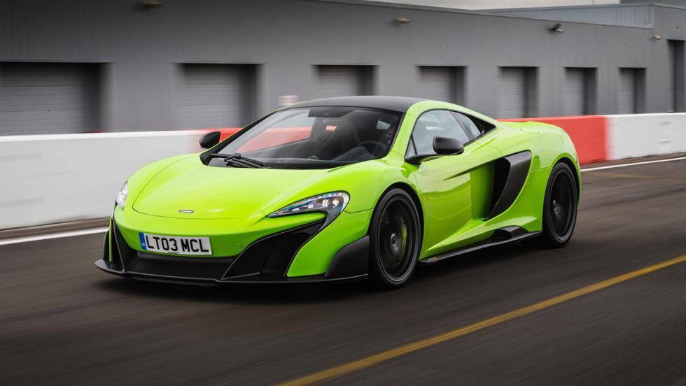 McLaren lanzará al mercado 15 nuevos modelos de aquí a 2022