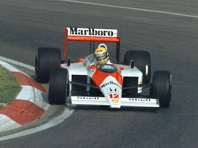 McLarenMP4/4