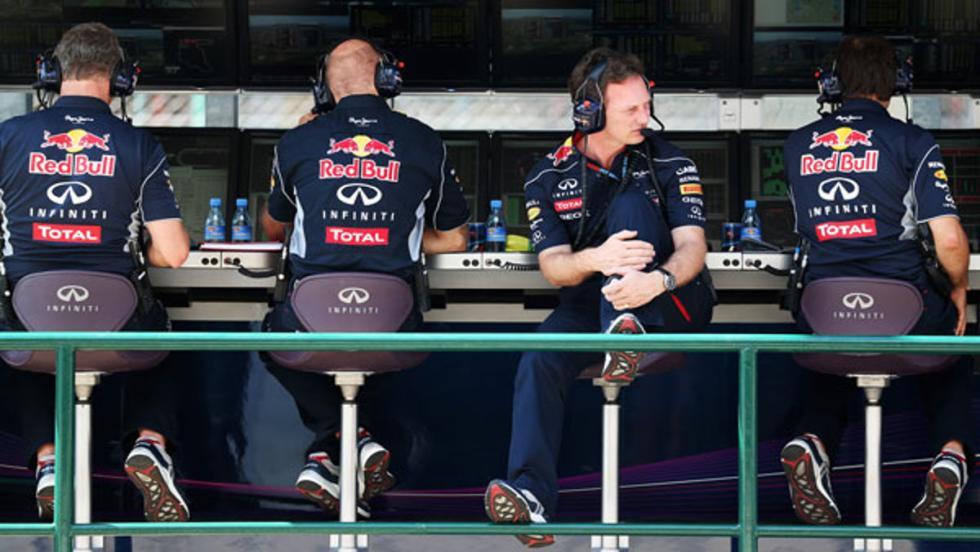 Los mensajes por radio de la F1