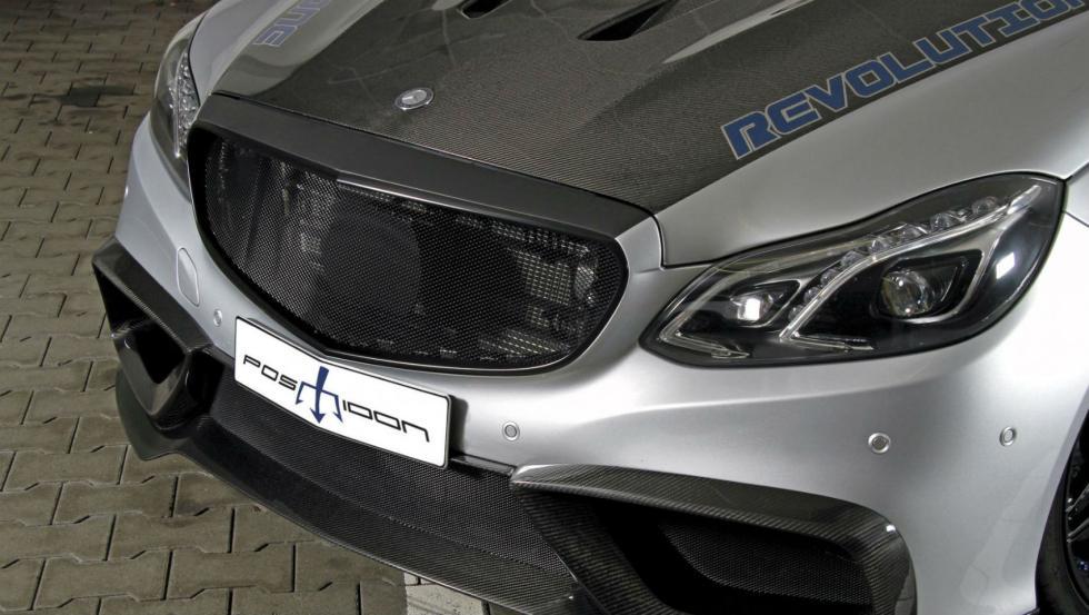 Mercedes AMG E63 de Posaidon