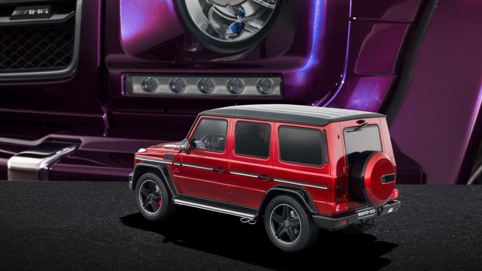 Mercedes-AMG G63 Crazy Colors (III)