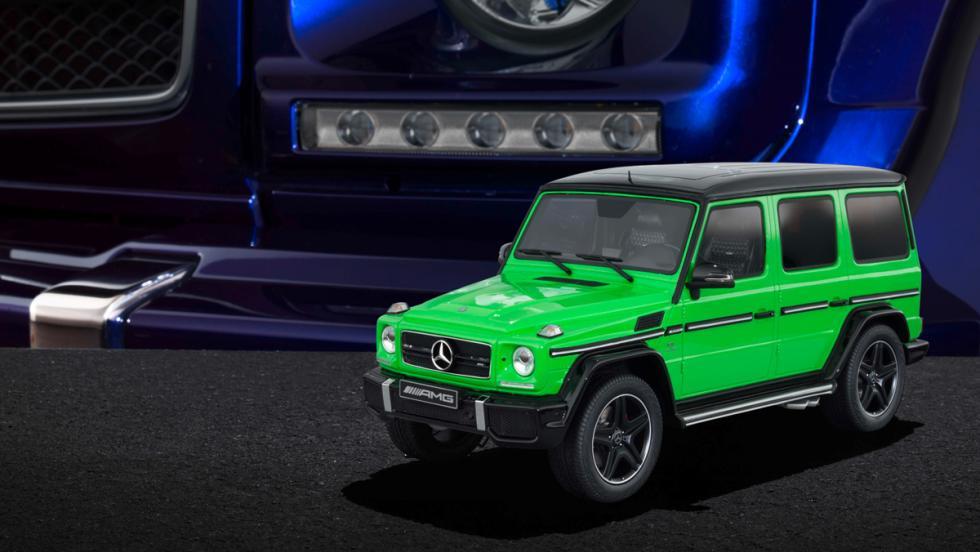 Mercedes-AMG G63 Crazy Colors (IV)