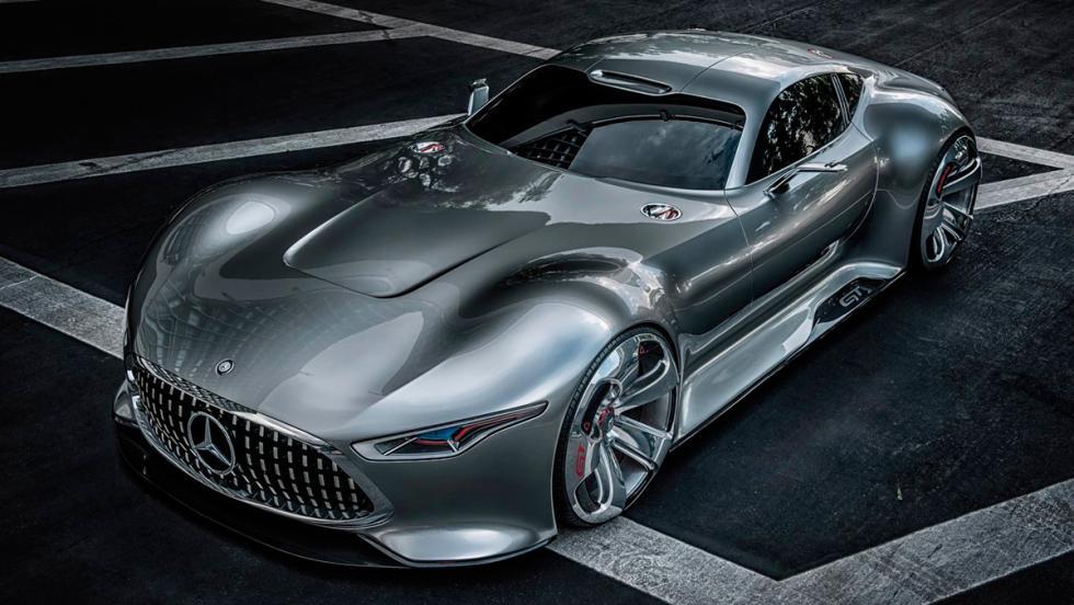 Mercedes-Benz Vision Gran Turismo Concept (III)