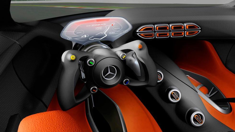 Mercedes-Benz Vision Gran Turismo Concept (IX)
